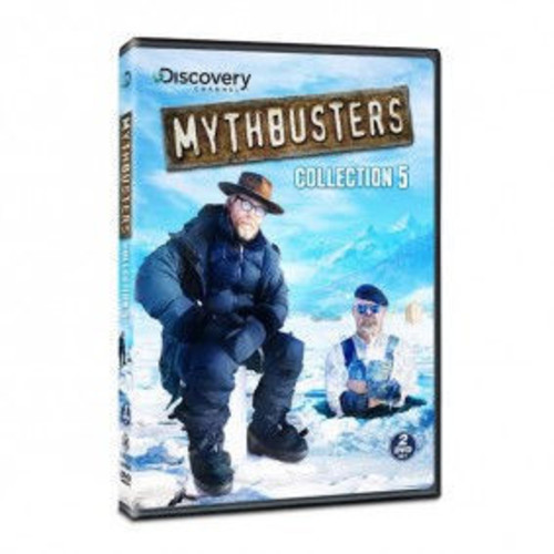 Mythbusters: Collection 5
