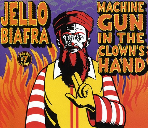 Machine Gun in the Clowns Hand