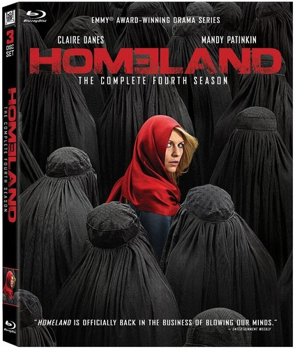 Homeland: The Complete Fourth Season