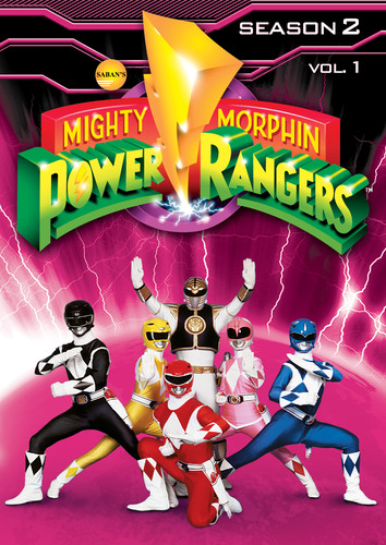 Mighty Morphin Power Rangers: Season 2 Vol 1