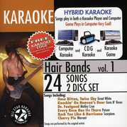 Hair Bands with Karaoke Edge /  Various