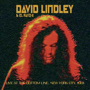 Live at the Bottom Line New York 1981