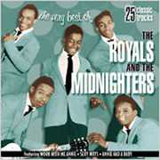 Very Best of Royals & Midnighters