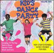 Kid's Dance Express: Kid's Dance Party 2 /  Various