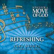 Songs for a Move of God-Refreshing