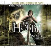 Plays Music from the Hobbit: An Unexpected Journey [Import]