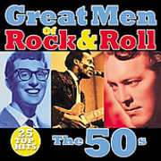 Great Men of Rock & Roll: 50's /  Various