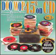 Doo Wop 45's on CD 3 /  Various