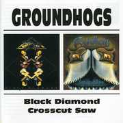 Black Diamond /  Crosscut Saw [Import]