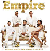 Empire Cast: Original Soundtrack from Season 2 Vol 1