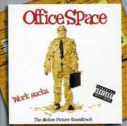 Office Space (Original Soundtrack) [Explicit Content]