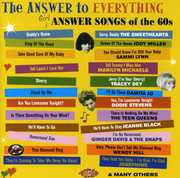 Answer to Everything: Girl Answer of the 60s /  Various [Import]