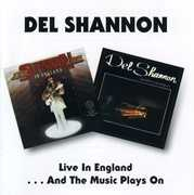Live in England /  and the Music Plays on [Import]