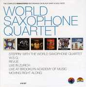 World Saxophone Quartet - Complete Remastered Rec