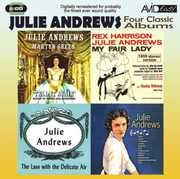 Andrews, Julie : Four Classic Albums