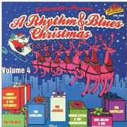 Rhythm & Blues Christmas 4 /  Various