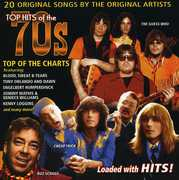 Top Hits of the 70s: Top of the Charts /  Various