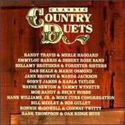 Classic Country Duets /  Various