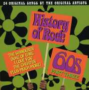 History of Rock 3: 60's /  Various