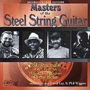 Masters of the Steel String Guitar /  Various