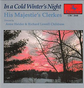 In a Cold Winter's Night: Christmas Choral Music