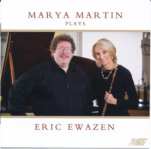 Marya Martin Plays Eric Ewazen