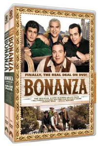 Bonanza: Official Sixth Season - 1 & 2 2-Pack