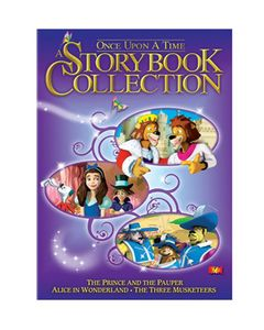 Once Upon a Time: A Storybook Collection