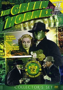 The Green Hornet: Original Serials Collector's Set