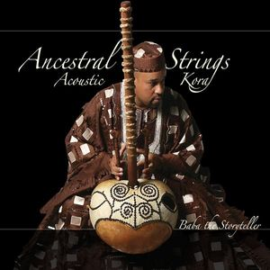 Ancestral Strings Acoustic Kora