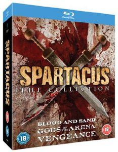 Spartacus Collection: Gods of the Arena/ Blood & San