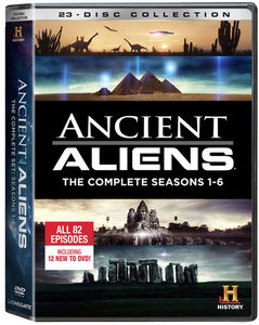 Ancient Aliens Season 1-6 Giftset