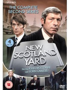 New Scotland Yard: Complete Second Series