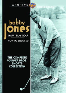 Bobby Jones: The Complete Warner Bros Shorts Coll