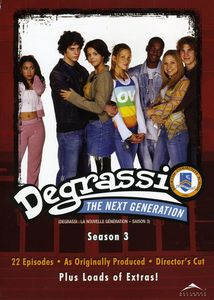 Degrassi Next Generation: Season 3 [Import]