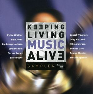 Vol. 1-Keeping Living Music Alive
