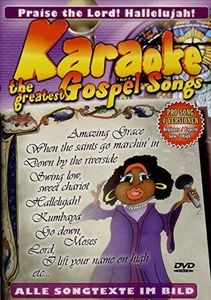 Karaoke: Greatest Gospel Songs