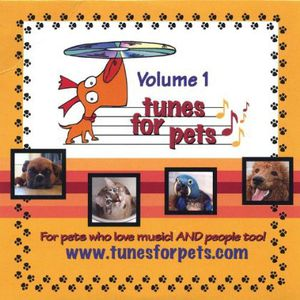 Tunes for Pets 1