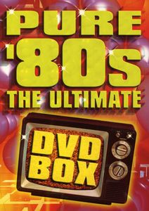 Pure 80's: Ultimate DVD Box /  Various