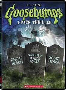 Goosebumps: Scary House /  Ghost Beach /  a Night