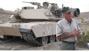 Lock N Load with R Lee Ermey: Tanks