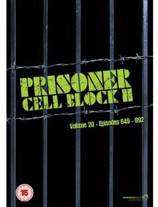 Prisoner Cell Block H: 20 Prisoner Cell Block