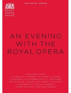 Evening with the Royal Opera /  Various