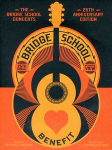 Bridge School Concert 25th Anniversary /  Various