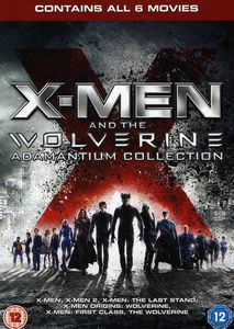 X-Men & Wolverine Adamantium Collection