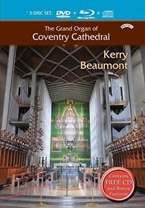 Grand Organ of Coventry Cathedral
