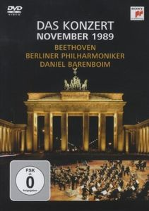 Das Konzert November 1989-Beethoven