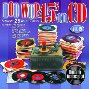 Doo Wop 45's on CD 19 /  Various
