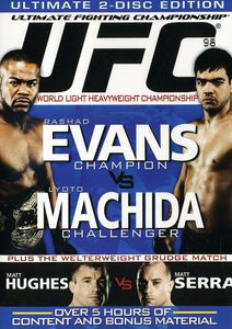 UFC 98: Evans Vs Machida
