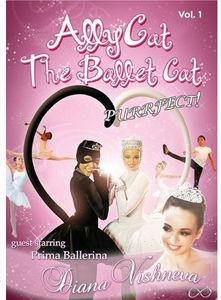 Allycat the Ballet Cat 1